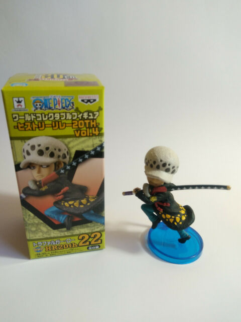 One Piece World Collectible 7cm Figures History Relay 20th Vol.4 BANP38083 USA