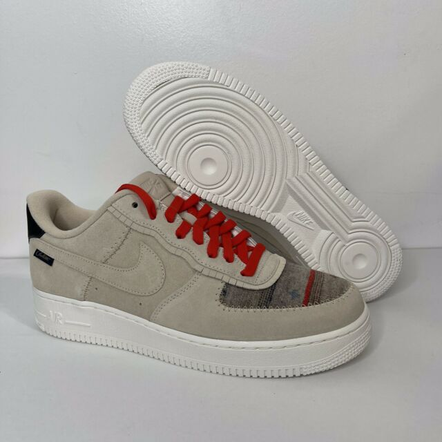 New Mens Nike Air Force 1 Low Pendleton DJ2675-991 Size 10.5 Nike By You  Nike iD