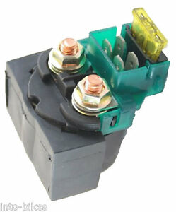 AHL Motorcycle Starter Solenoid Relay for XR125 L 2003-2004