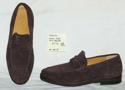 11.5 Wide men's Sperry Gold Cup Exeter
