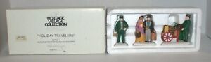 NIB-DEPT-56-Christmas-in-the-City-PLAYING-IN-THE-SNOW-55565-Set-of-3-Retired