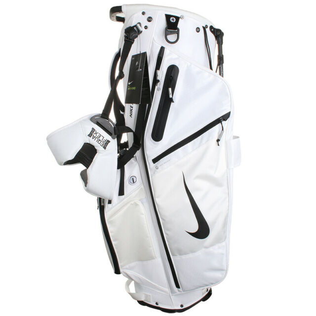 espíritu Incomodidad Fruncir el ceño  Nike Air/hybrid H2o Resist Golf Bag Bg0439-004 14 Divider RARE for ...