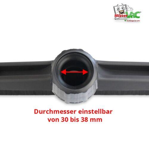 Universal-Besendüse Bodendüse geeignet AEG T 2 Cyclone Trio