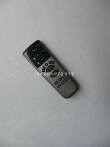 Dlp Projector Replacement Remote Control For Dell 4220x