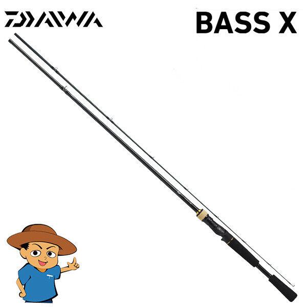 Daiwa bajo X 752XHB y exstra Heavy Bass Pesca Baitcasting Rod 2019 Modelo