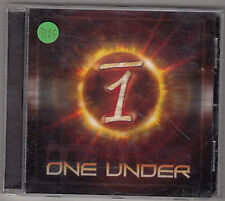 ONE UNDER - same CD