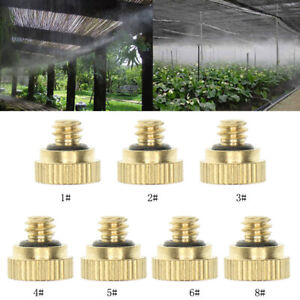 Cooling System Outdoor Water Mister Portable Garden Patio Mist 0.15mm-0.8mm
