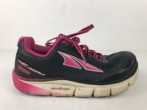 Details about Altra Torin 2.5 Pink Black Zero Drop Road Running Shoes Women's 6.5