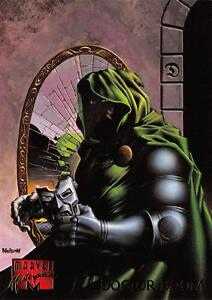 DOCTOR-DOOM-1995-Marvel-Masterpieces-Fleer-Base-Trading-Card-29