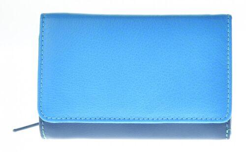 Golunski Medium Leather Trifold Sac à main style 883 Couleurs différentes Nouveau