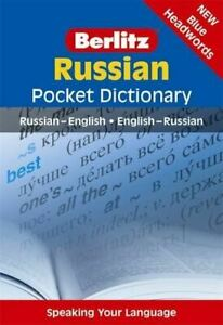Berlitz-Pocket-Dictionary-Russian-Latest-Edition