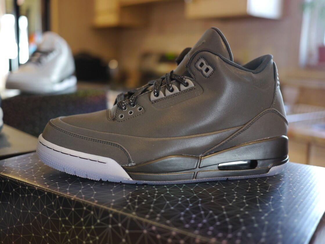 Nike DS Air Air Air Jordan Retro Nero
