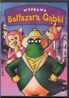 Wyprawa Baltazara Gabki (dvd) Dla Dzieci Polski Polish