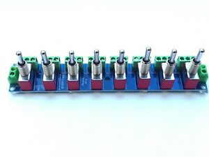 Details about RKtoggle8 Switch Module for use with Solenoid Points &  Capacitor Discharge Units