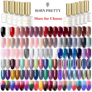 BORN-PRETTY-Multi-colors-Nail-Art-Gel-Polish-Soak-Off-Top-Coat-UV-LED