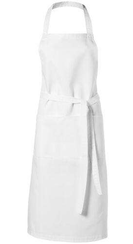 New Chefs Apron Catering Cooking BBQ Waiter Bistro Chef Kitchen 16 Colours