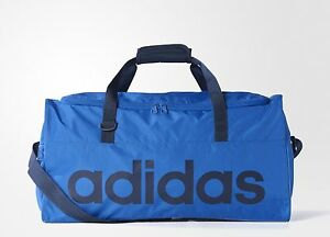 5226093a37 Image is loading Adidas-Linear-Performance-Team-Bag-Duffel-Training-Sport-