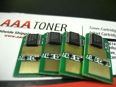 4 Color Toner Refill for OKidata OKI C330dn C530dn MC361 MC362w MC562w 4 Chips