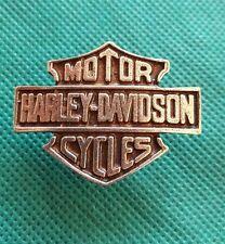 Harley-Davidson mittel Logo - PIN -  |zum anschrauben |  Jacke | 3 x 4 cm