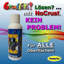 NoCrust® Graffiti-Bye - 50 ml Spezial Graffiti-Entferner für alle Oberflächen