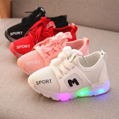 New Cute Toddler Girls Sneakers Kids