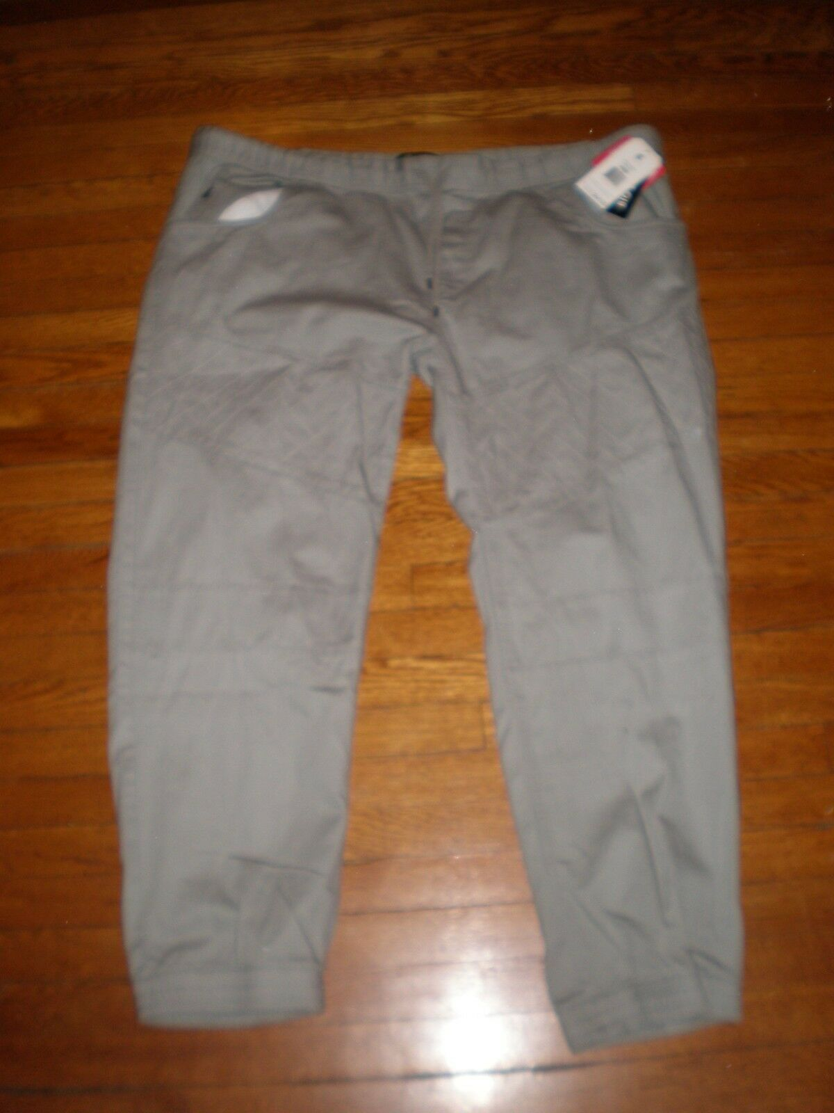 NWT ROCAWEAR CLASSIC FIT GREY JOGGER-SWEATPANTS SZ 4XB 4XL 4X