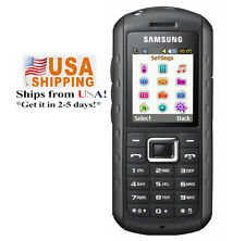US Stock!Samsung GT B2100 Solid Extreme - Modern Black GSM T-Mobile Mobile Phone