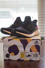 85c28143ce9b ADIDAS Ultra Boost 3.0 Pride LGBTQ Black multicolor White CP9632 Men s 7.5