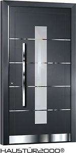 aluminium haust r alu haust ren nach ma aktionshaust r angebot 7016feinstruktur ebay. Black Bedroom Furniture Sets. Home Design Ideas