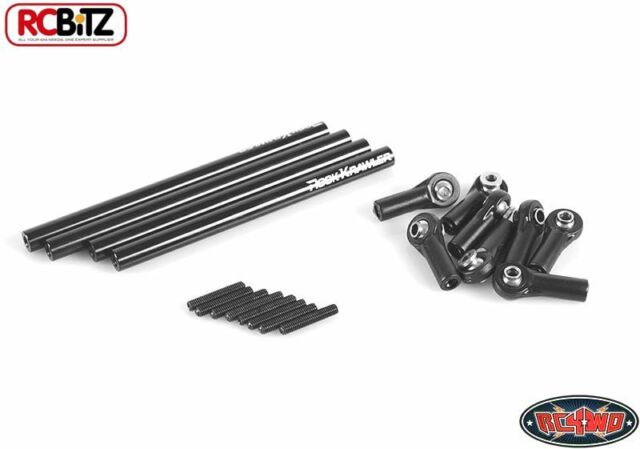 Rock Krawler 4 Link Package Axial Jeep Rubicon SCX10 Long Honcho TOY Z-S0939