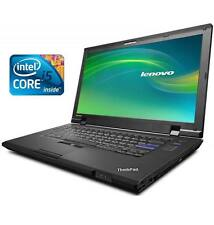 "Lenovo Laptop T410 Intel Core i5 4GB Ram 160GB HDD PANTALLA de 14.1"" Wifi win7 Pro"