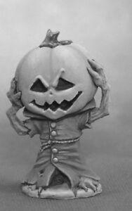 1x BONESSYLVANIAN<wbr/>S JACK -BONES REAPER figurine miniature pumpkin halloween 77604
