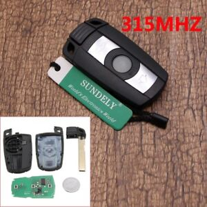 Remote Control Car Key Fob For Bmw 1 3 5 6 7 Series Replacement