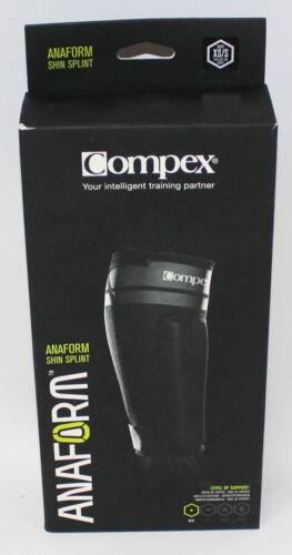 Compex anaform schienbeinbandage XS//s negro