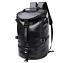Men-Large-Travel-Duffle-Gym-Luggage-Bag-Leather-Backpack-Shoulder-School-Handbag thumbnail 8