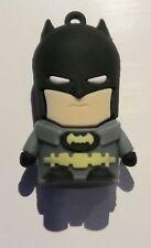 Minigz BATMAN CHIAVETTA USB 32GB MEMORY CARD SUPER HERO FLASH DRIVE COMPUTER PC REGALO