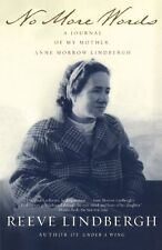 No More Words: A Journal of My Mother, Anne Morrow