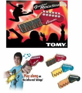 TOMY Guitar RockStar - RED - NEW - Will ship Worldwide! - #ON SALE#