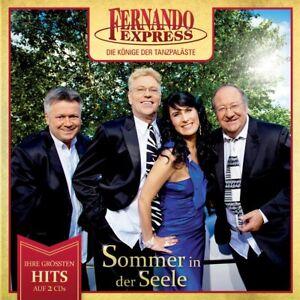 2-CD-Fernando-Express-Ihre-Groessten-Hits-Best-Of-Sommer-In-Der-Seele-Schlager-Neu