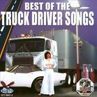 Best of Truck Driver Songs by Various Artists (CD, Feb-2008, Gusto Records)