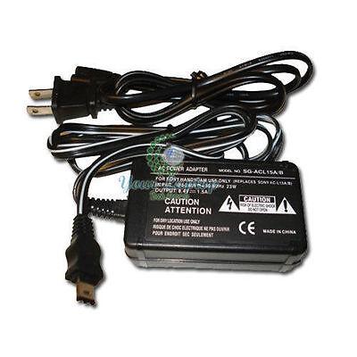 AC Adapter Power for Sony AC-L15 AC-L15A AC-L15B DCR-TRV250 DCR-TRV22 DCR-TRV140