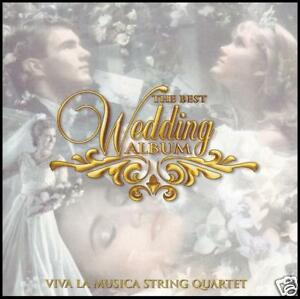 WEDDING-ALBUM-CD-VIVA-LA-MUSICA-STRING-QUARTET-NEW