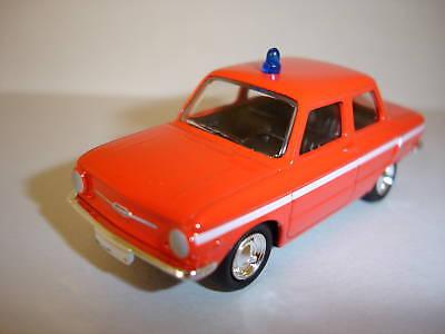 Zaporoshets Limousine Feuerwehr Modellauto Ddr 1/64 Bier & Spirituosen Werbetrucks