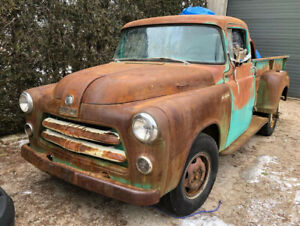 1955 Dodge Truck C300 - Trade For Squarebody GM 4x4