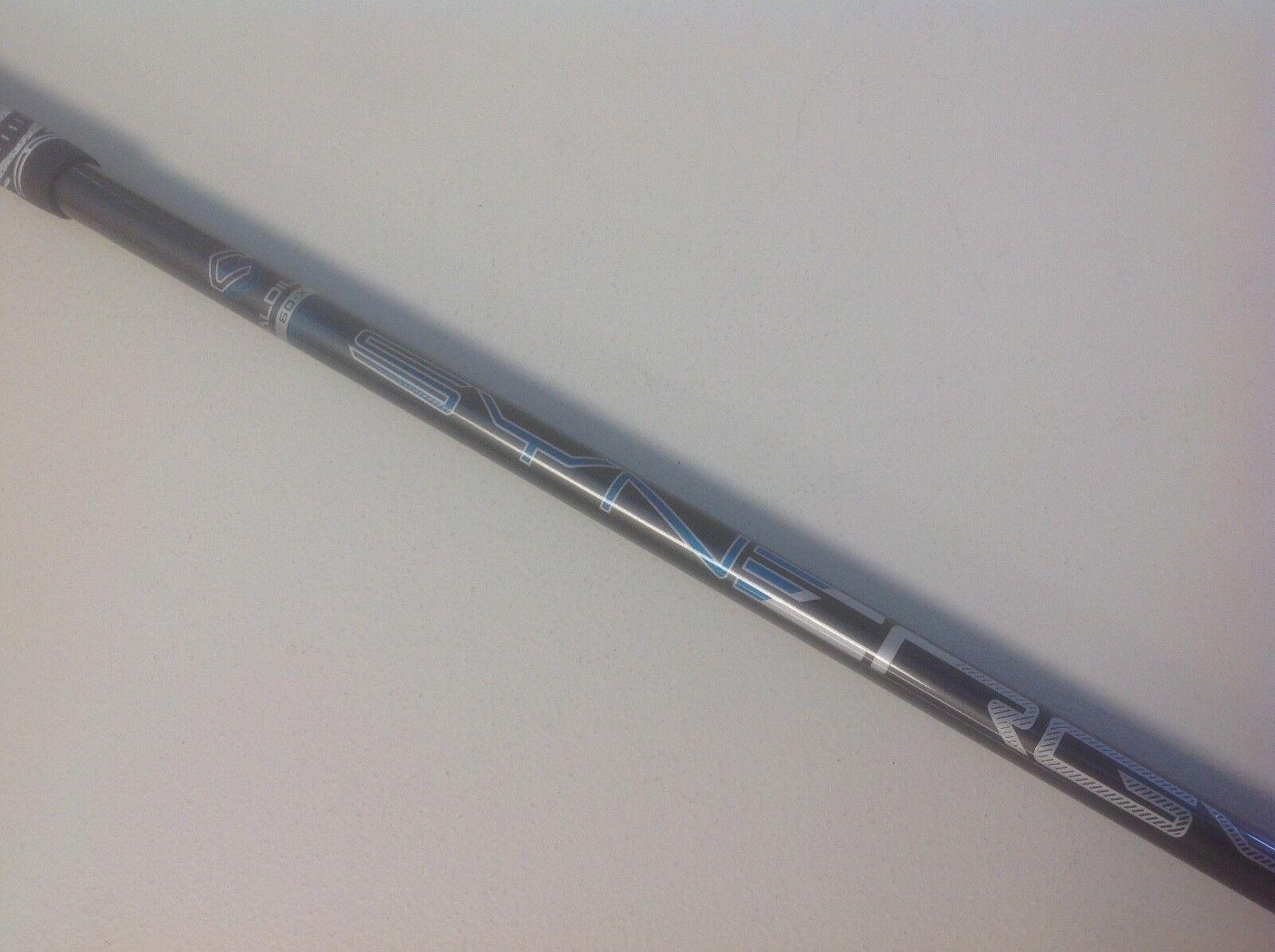 Nuevo Callaway Aldila sinergia 60 X-Controlador  Eje rígido (MANO DERECHA)  80% de descuento