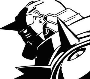 Fullmetal Alchemist Alphonse Elric Armor Anime Decal
