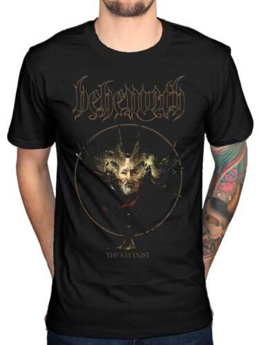 Official Behemoth Satanist Album Logo New T-Shirt Pheonix Angel Abyssus Abyssum