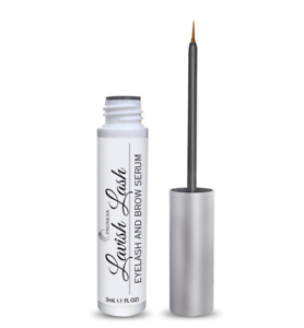 Pronexa Hairgenics Lavish Lash – Eyelash Growth Enhancer & Brow Serum w/ Biotin