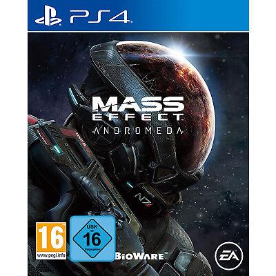 PS4 Mass Effect: Andromeda NEU&OVP Playstation 4