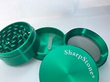 Grinder (SharpStone) 4 piece 2 inches (green)